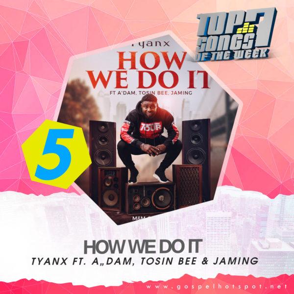Top 7 Nigerian Gospel Songs Of The Week | 9jaSound Crib