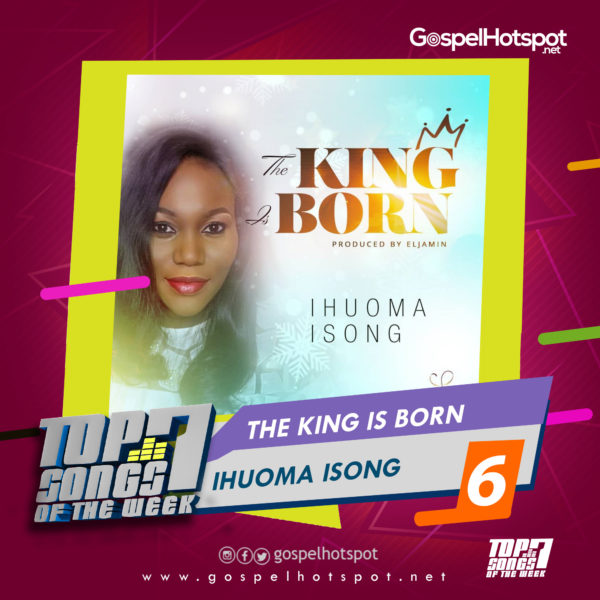 Ihuoma Isong – The King Is Born