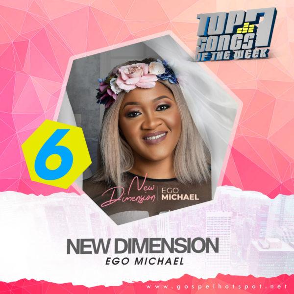 Top 7 Nigerian Gospel Songs Of The Week | 2nd Week Of July, 2019