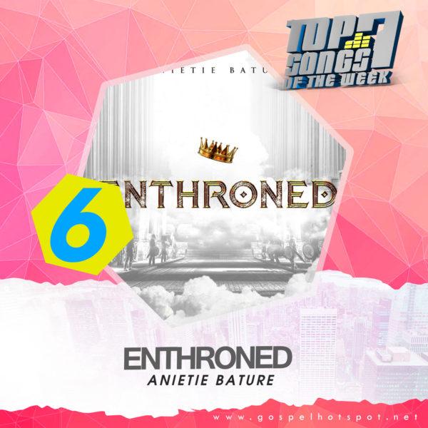 Anietie Bature – Enthroned