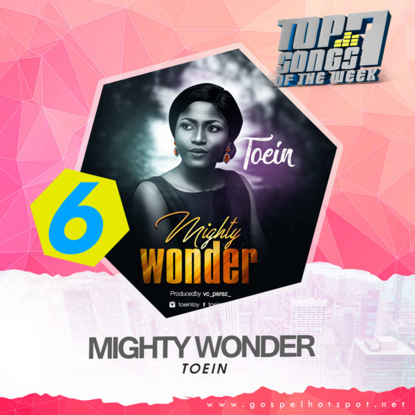 Toein – Mighty Wonder
