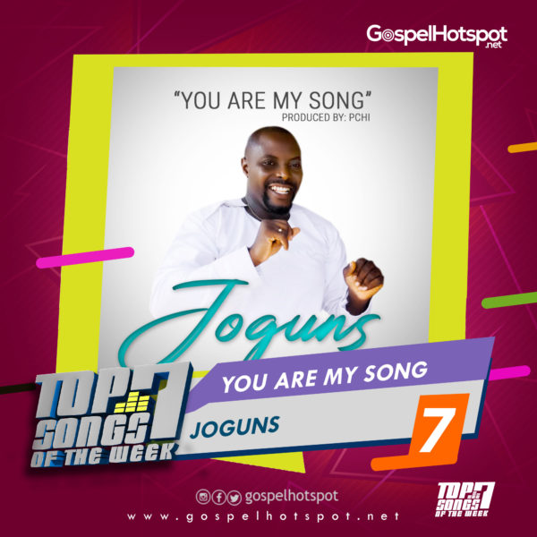 Joguns – You Are My Song