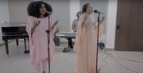 """Tope-Alabi-TY-Bello [Video] Tope Alabi & TY Bello – """"Iwo Lawa O Ma Bo"""""""