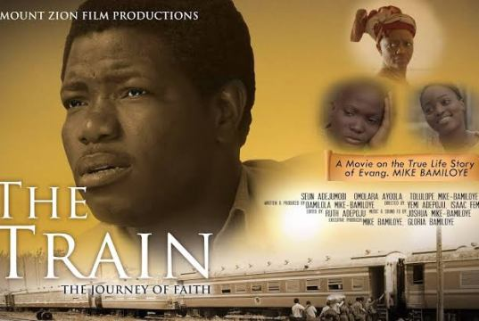 The Train by Mount Zion