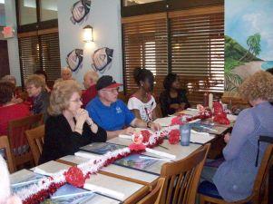 Gathering at Table 2