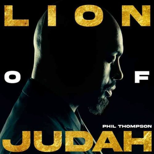 Lion of Judah by Phil Thompson