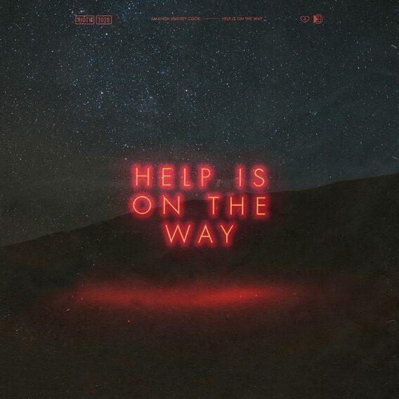 Amanda Lindsey Cook - Help Is On The Way Lyrics