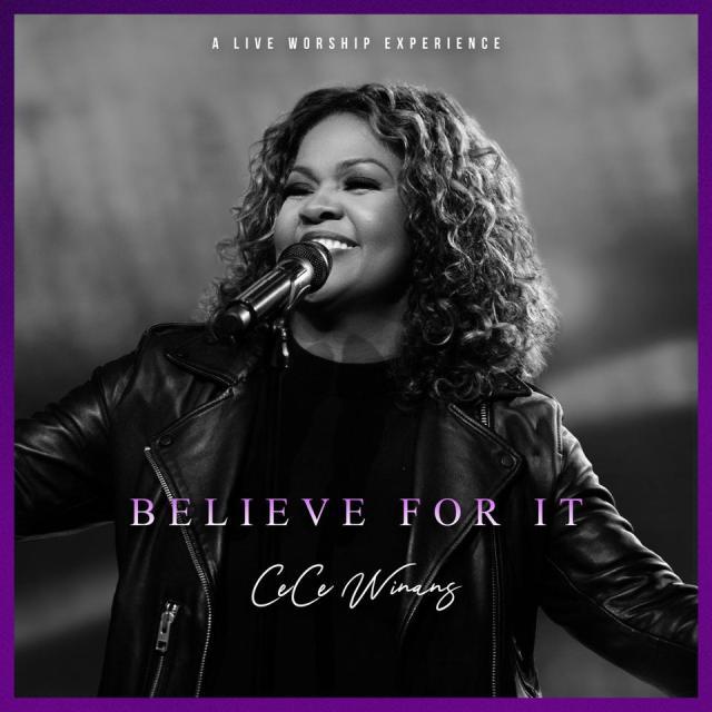New Live Album by Gospel Legend CeCe Winans