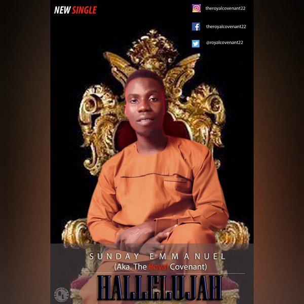 Sunday Emmanuel - Hallelujah Lyrics
