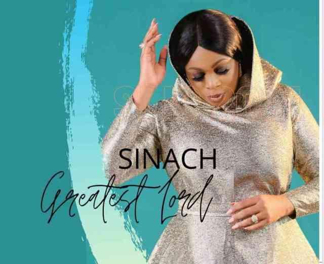 Sinach – Greatest Lord Lyrics