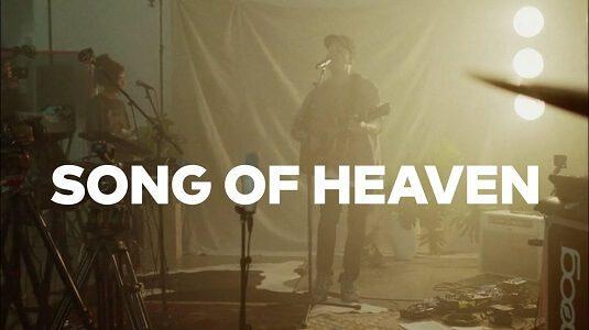 Mack Brock -Song Of Heaven Lyrics