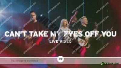 PlanetShakers - Can't Take My Eyes Off You Lyrics
