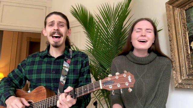 People & Songs ft. Lexi Pearson & Wesley - Eagles Wings (Psalm 91) Lyrics