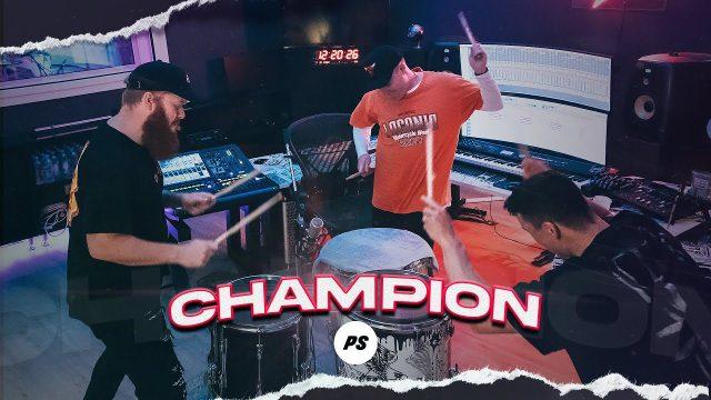 PlanetShakers - Champion Lyrics