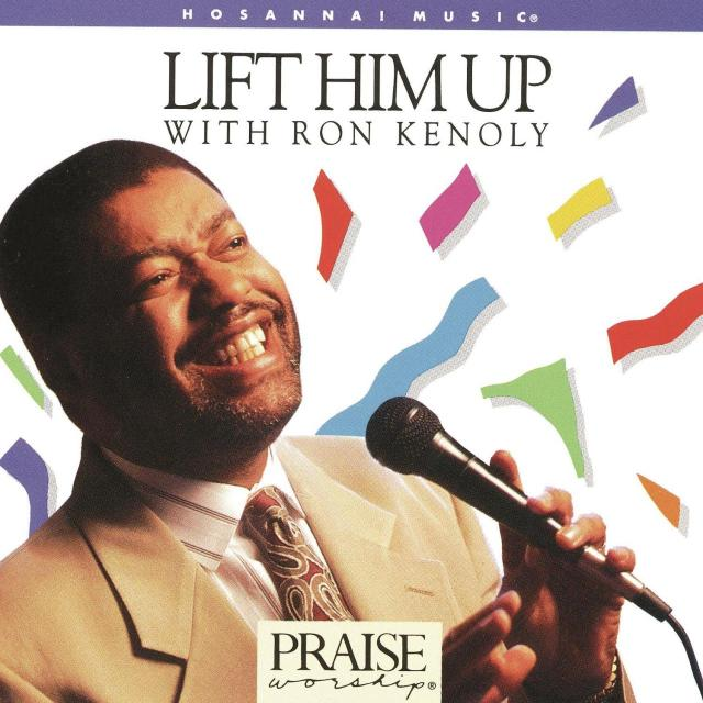 Ron Kenoly - Anointing Fall On Me
