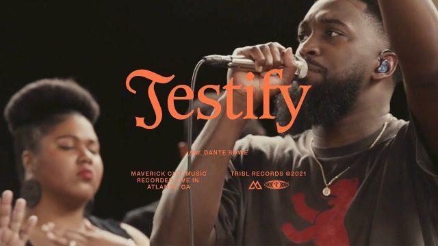 Maverick City Music - Testify