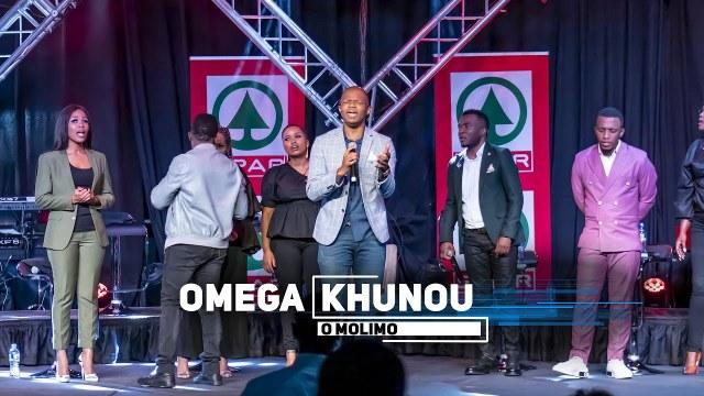 Spirit Of Praise & Omega Khunou - O Molimo