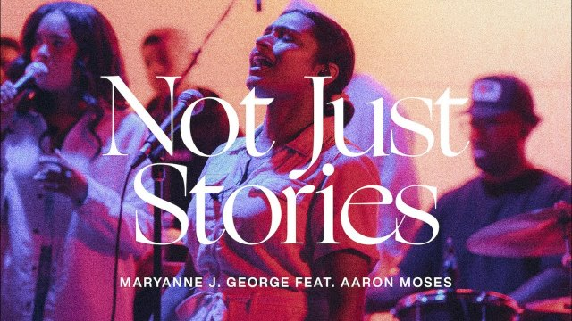 Maryanne J. George - Not Just Stories