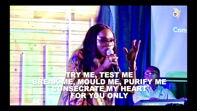 Victoria Orenze - Try Me Lord
