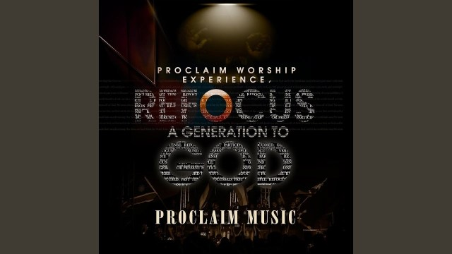 Proclaim Music - Holy Is the Lamb