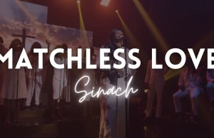 [Video] Sinach - Matchless Love