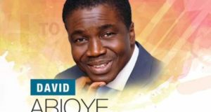 Bishop David Abioye – Word From David Abioye