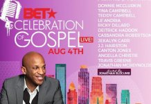 Celebration of Gospel Live