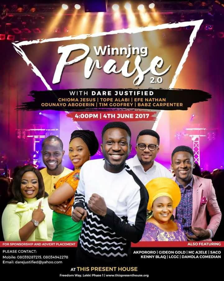 Download Latest 2019 Gospel Songs Mp3, Lyrics, Video, Event