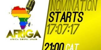 Africa Gospel Award 2018