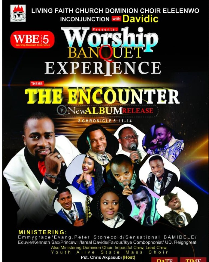 Worship Banquet Experience 5th Edition