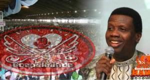 I Will Never Step into T.B Joshua's Church says Pastor Adeboye