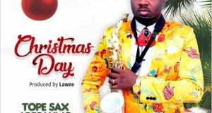 Tope Sax Adesanwo