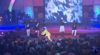 Dare Justified at 76 Hours RCCG MMPraise 2018 (2)