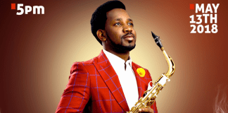 Beejay Sax, Set To Host BeejaySax Live 2018.