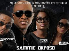 Sammie Okposo Praise Party Campus Tour