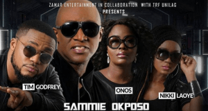 Sammie Okposo Praise Party Campus Tour