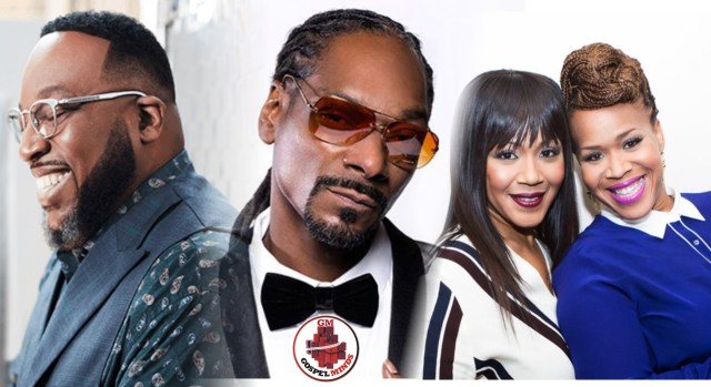 Come as You - Snoop Dogg Ft. Marvin Sapp, Mary Mary
