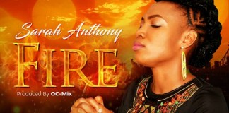 Fire - Sarah Anthony