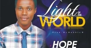 Hope Johnson - Light of the World