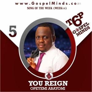 Opeyemi Abayomi – You Reign