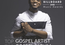 Travis Greene Honour with Three Billboard Music Award Nominations