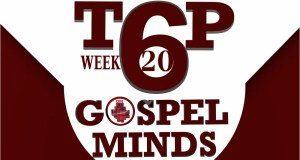 2018Week20 TOP6 Songs On Gospelminds.com