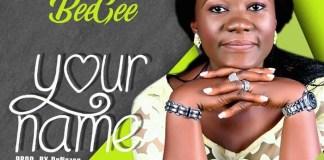 Audio Lyrics BeeGee Your Name