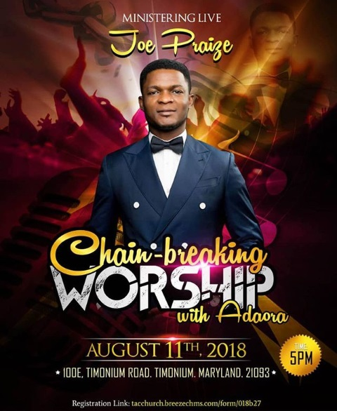 Chain-Breaking Worship Concert with Adaora (2)