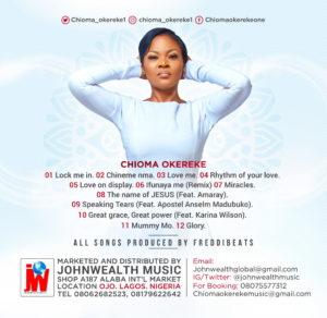 Chioma Okereke Back Design