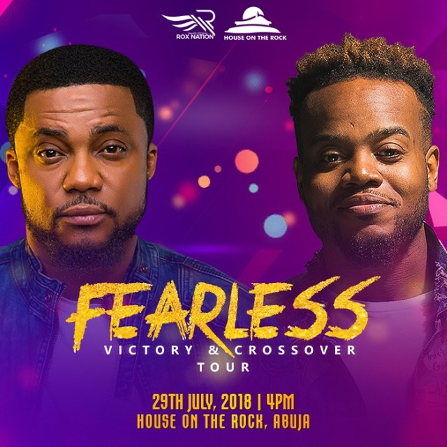 Fearless Victory tour Tim Godfrey