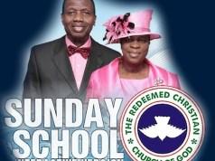 RCCG Sunday School Teachers Manual