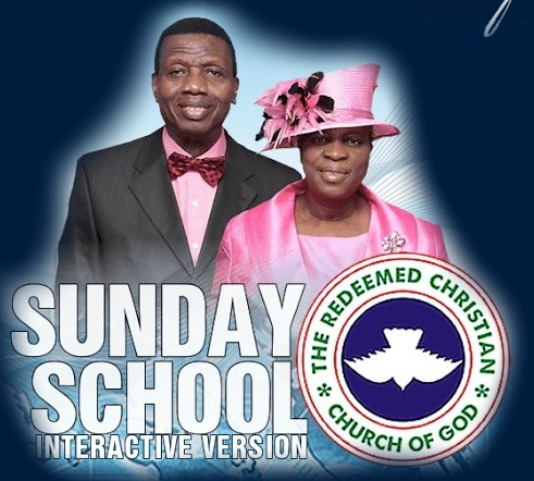 RCCG Sunday School Teachers Manual