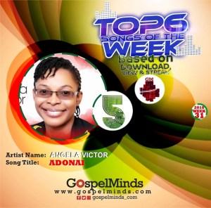 Angela Victor - Adonai 5