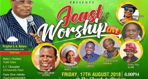 Feast Of Worship 2018 Concert